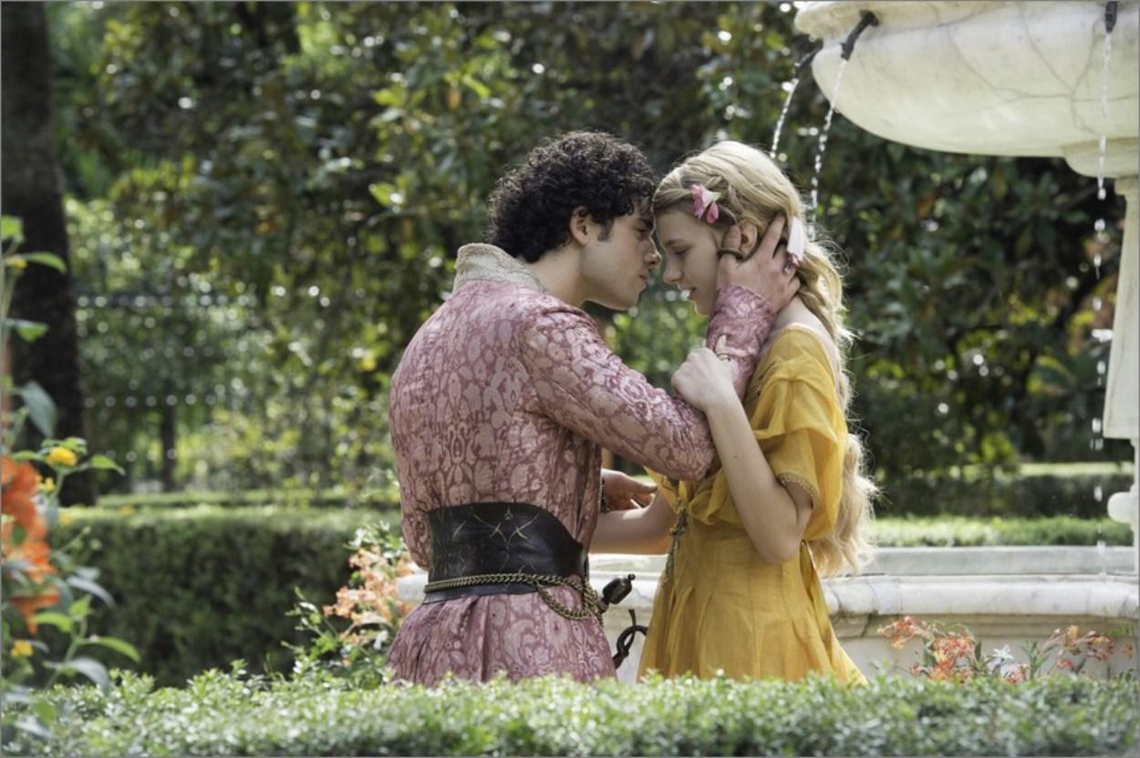 Trystane Martell et Myrcella dans les Jardins Aquatiques - Game Of Thrones