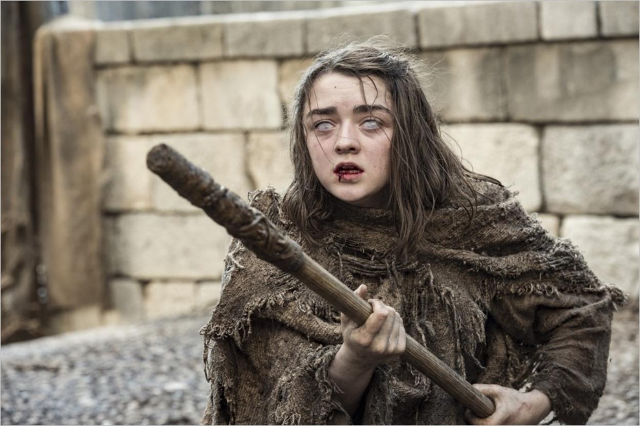 Arya Stark, aveugle - Game Of Thrones