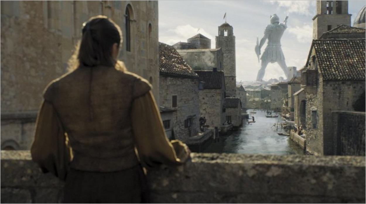 Arya Stark à Braavos