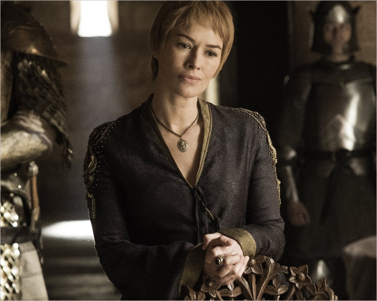 Cersei Lannister - Game Of Thrones saison 6 épisode 7