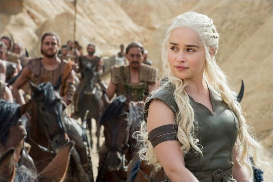 Daenerys Targaeryen dans Game Of Thrones saison 6