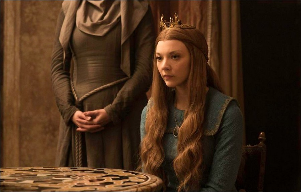 Margaery Tyrell dans Game Of Thrones saison 6