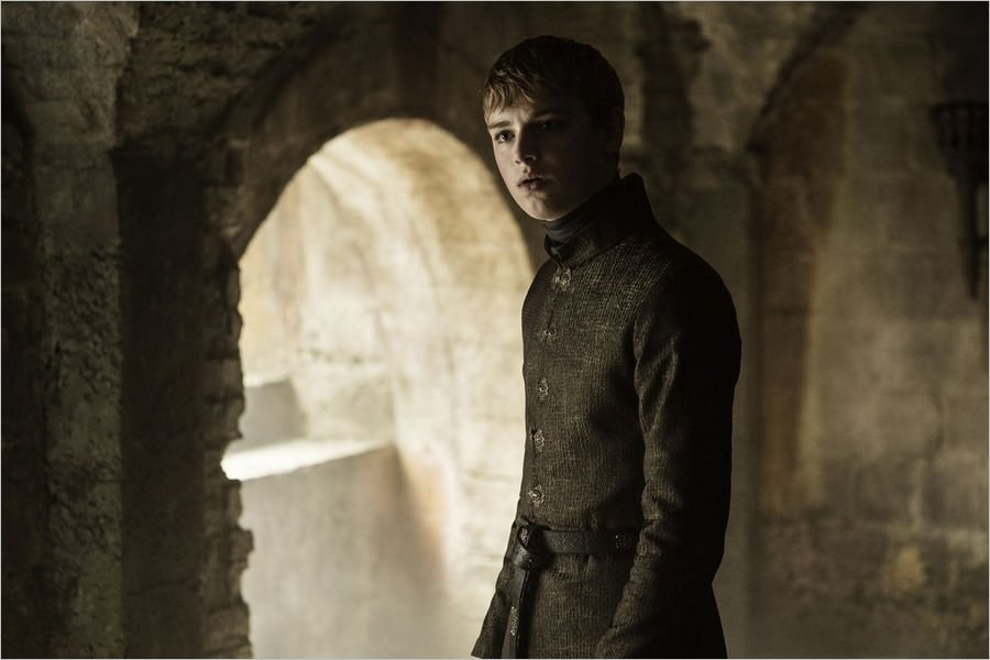 Tommen Baratheon à Port-Réal