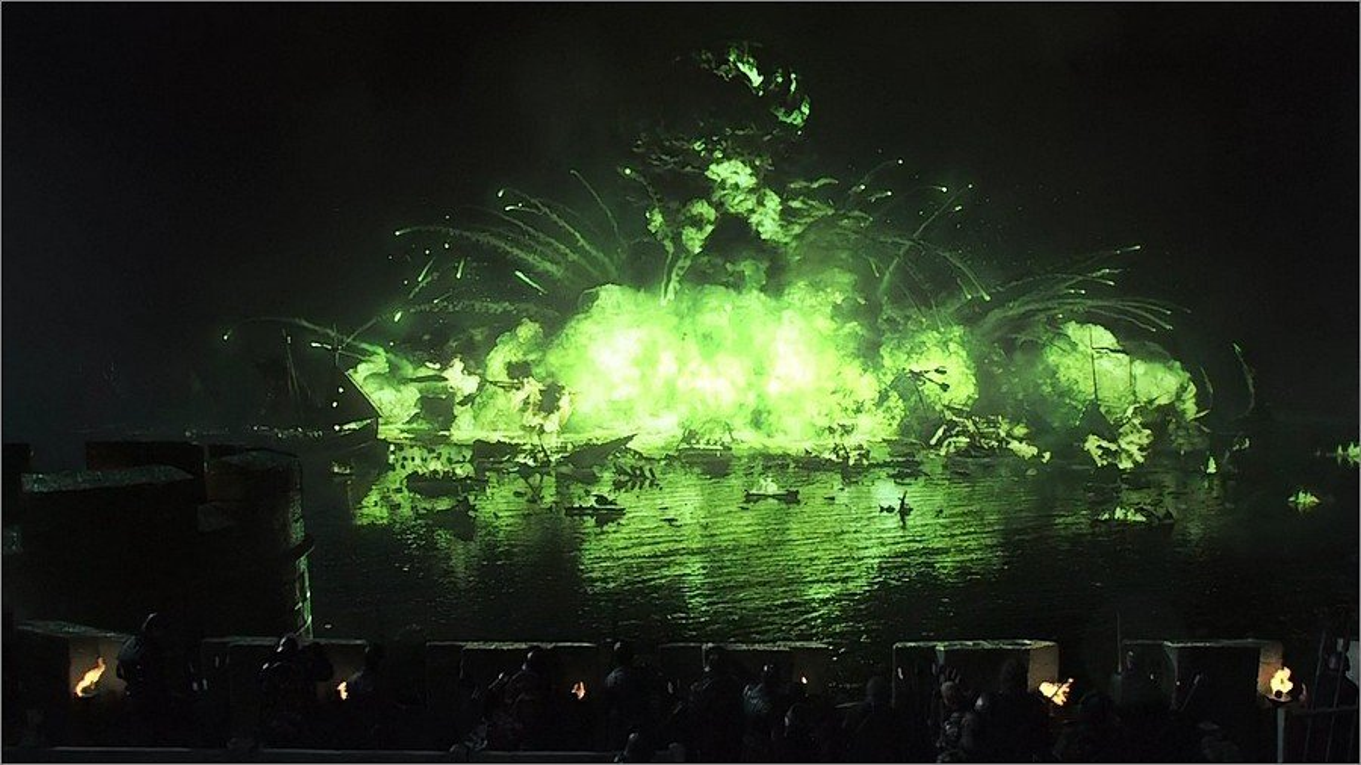 Game Of Thrones saison 2, épisode 9 : La Néra