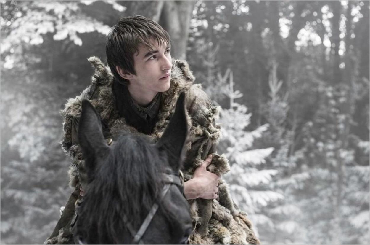 Bran Stark dans le dernier épisode de la saison 6