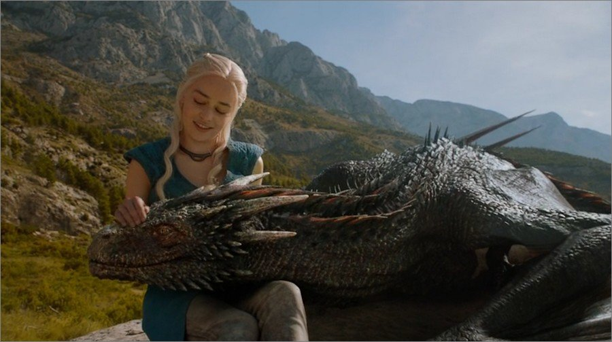 Game Of Thrones saison 4, épisode 1 : Deux épées
