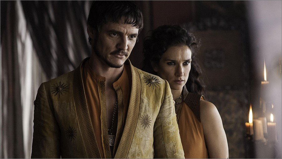 Oberyn Martell - Game Of Thrones
