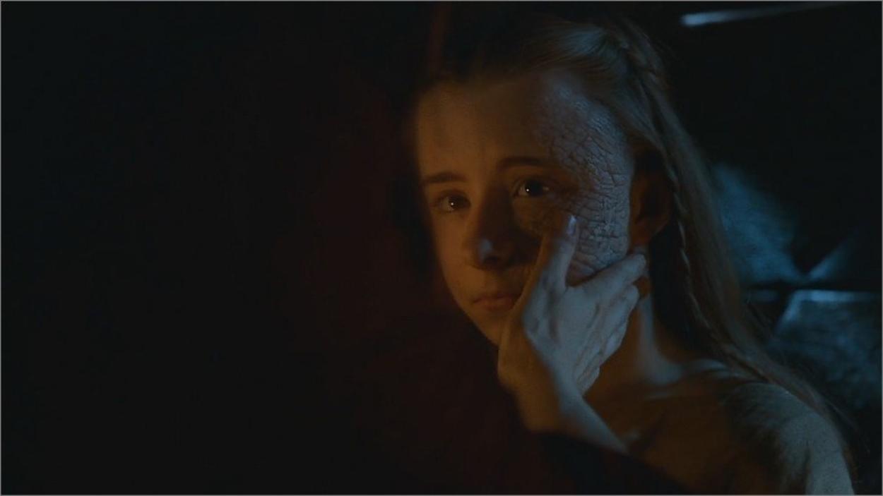 Shôren et Mélisandre - Game Of Thrones