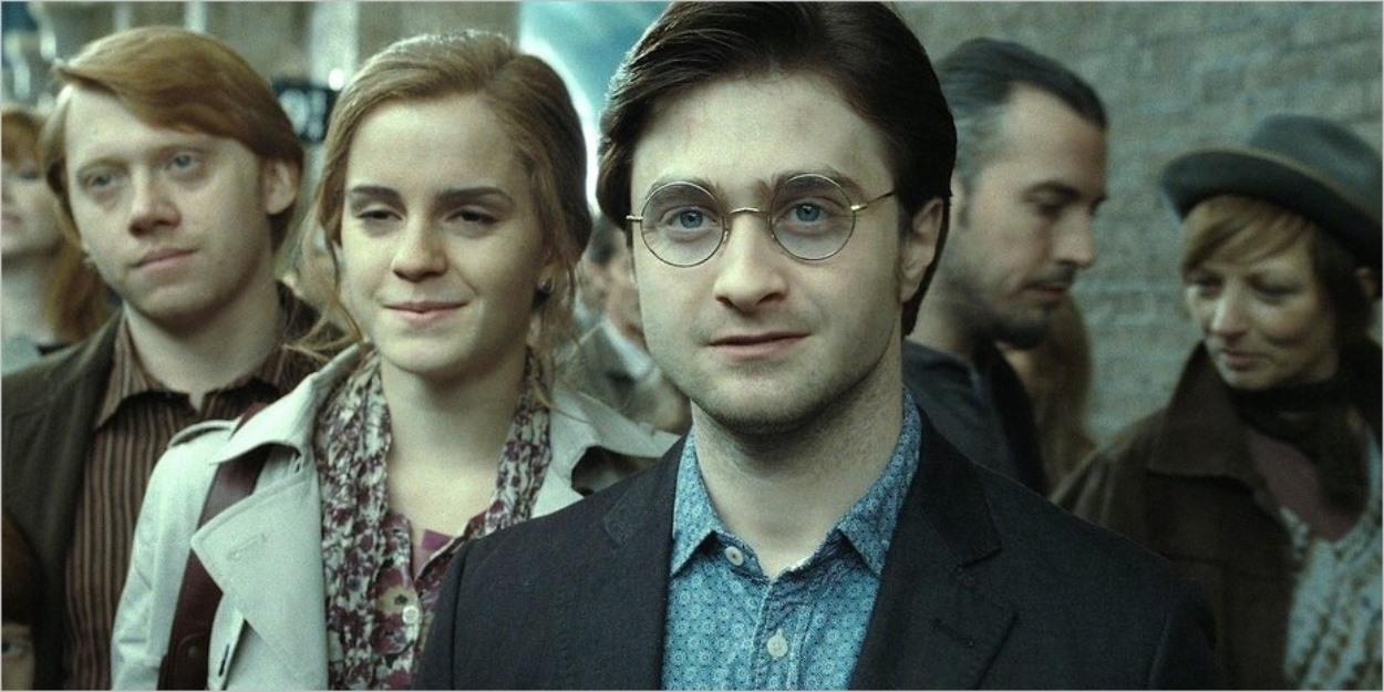 Harry Potter adulte