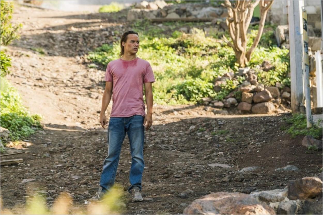 Nick (Frank Dillane), Fear The Walking Dead