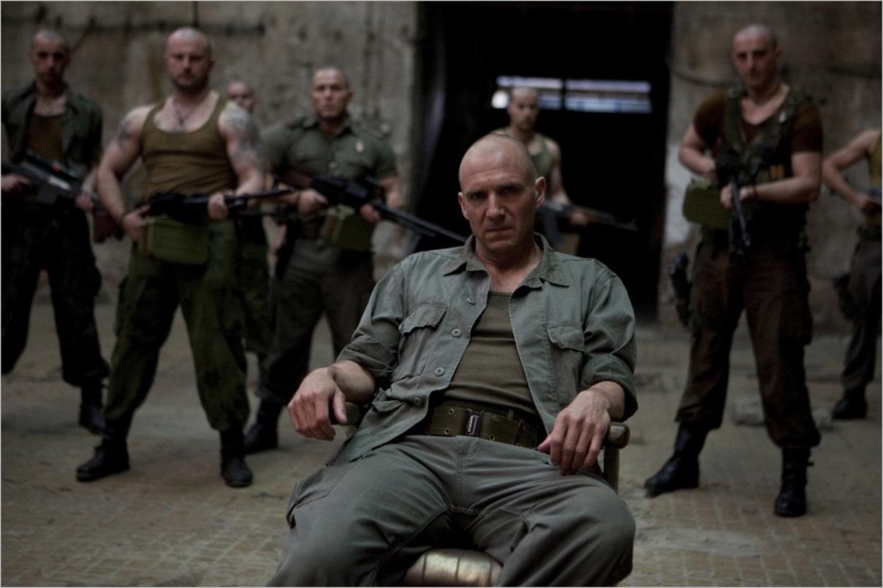 Ralph Fiennes dans Ennemis Jurés