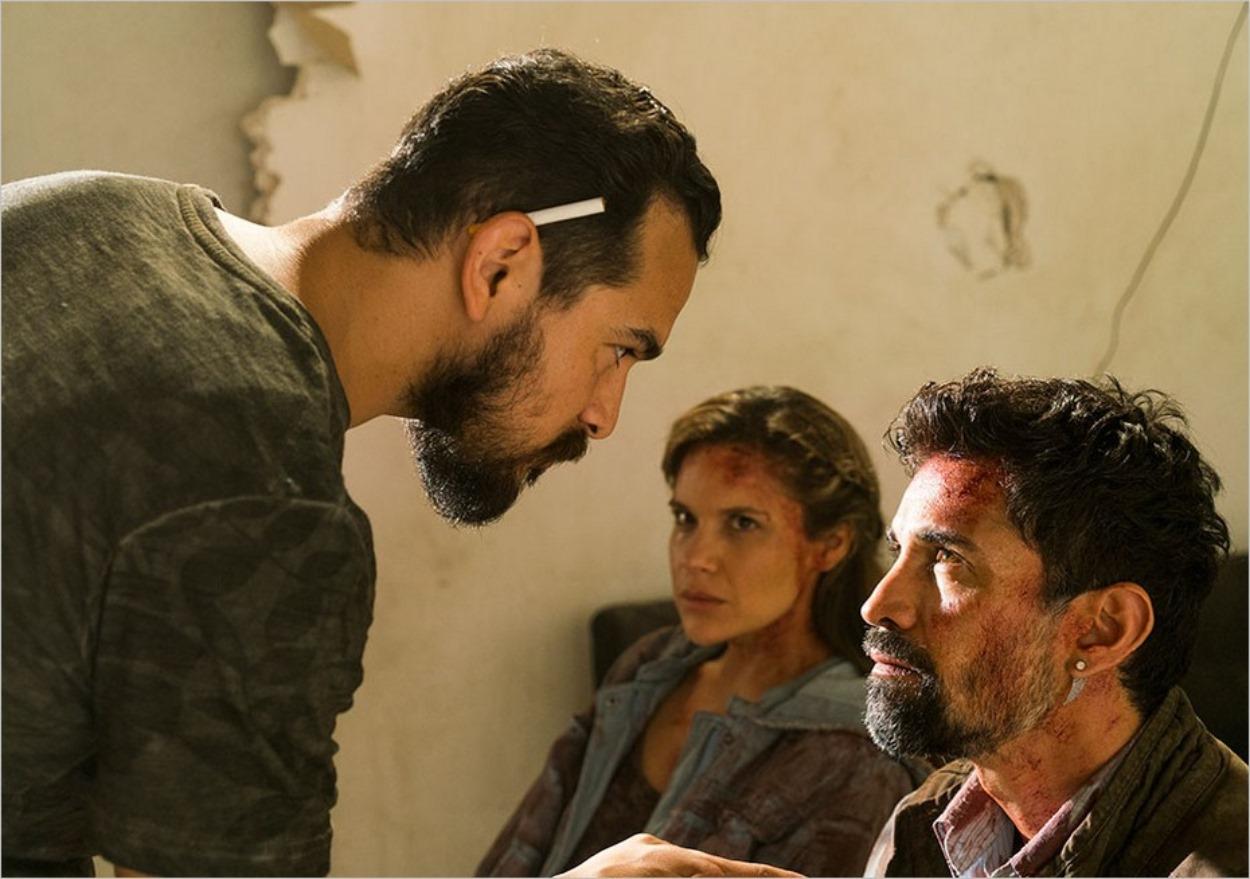 Marco interroge Francisco et Ana