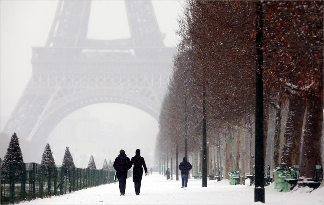 Un hiver à Paris, Jean-Philippe Blondel