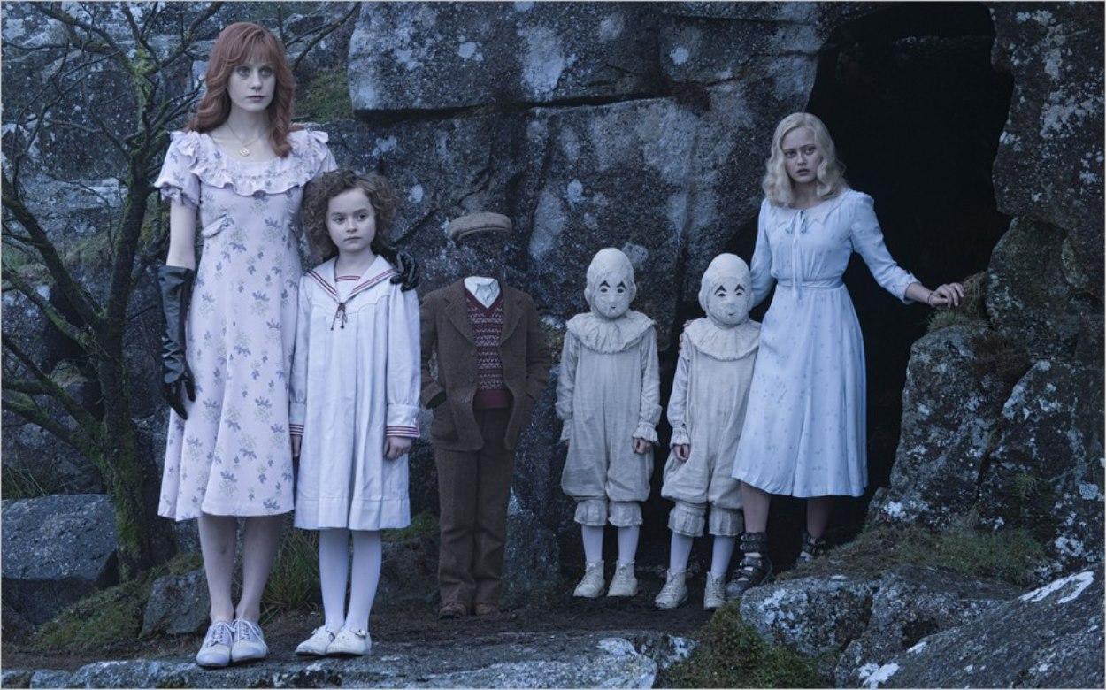 Miss Peregrine et les enfants particuliers, Tim Burton