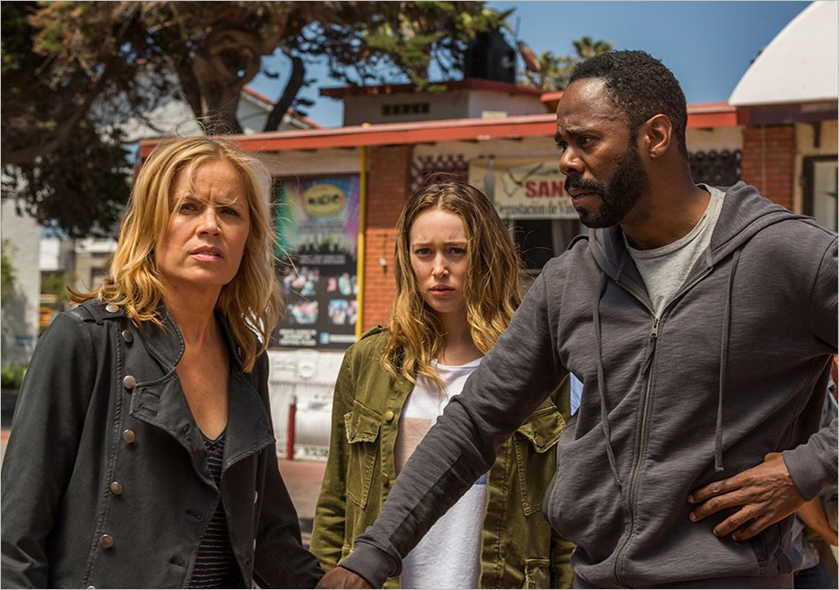Fear The Walking Dead - Madison, Alicia et Victor