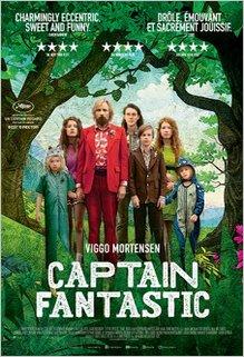 Captain Fantastic, Matt Ross