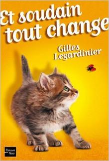 Et soudain tout change, Gilles Legardinier