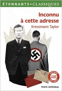 Inconnu à cette adresse, Kathrine Kressmann Taylor