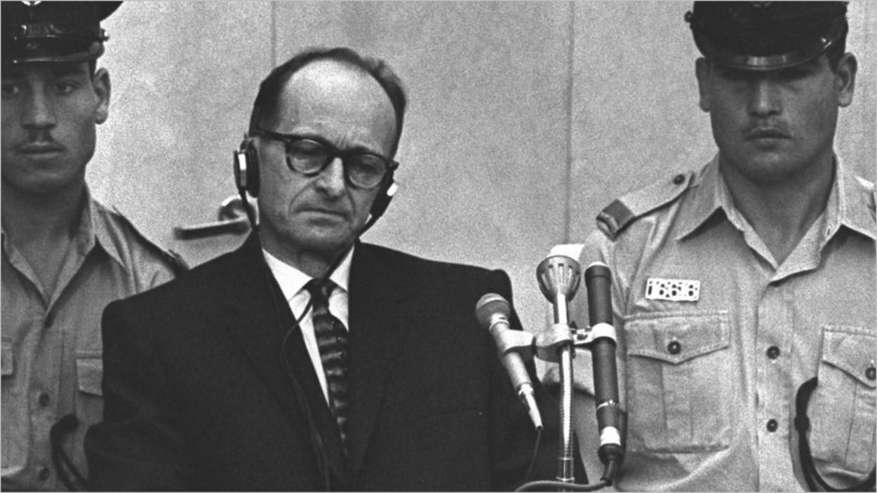 Procès d'Adolf Eichmann, 1961