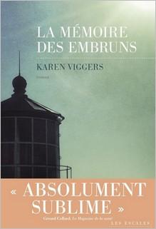 La mémoire des embruns, Karen Viggers