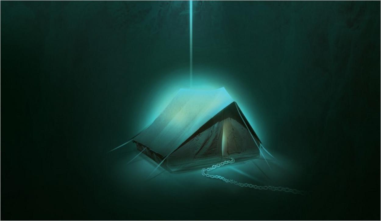 Vertige, Franck Thilliez : camping… très sauvage !