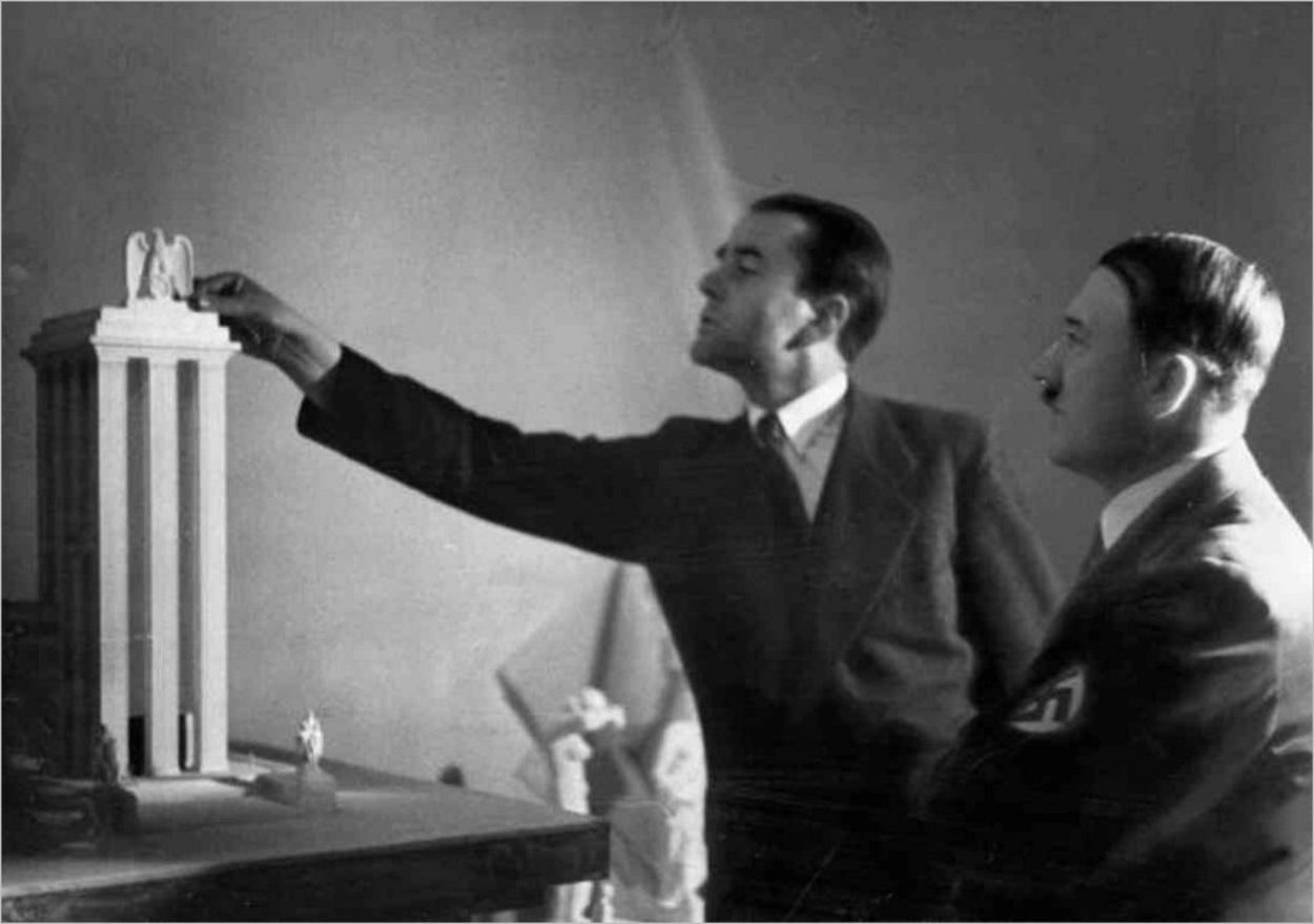 Albert Speer et Hitler