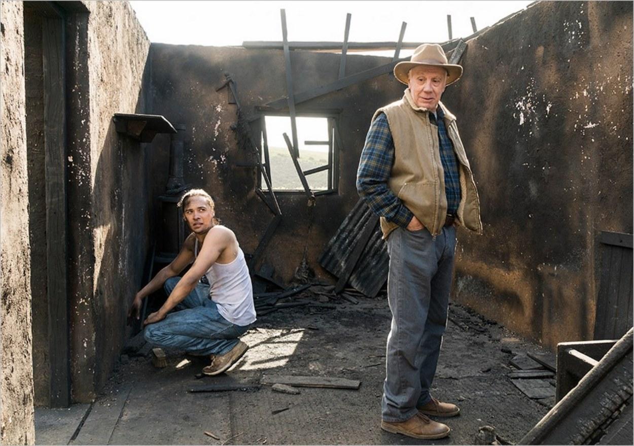 Fear The Walking Dead épisode 5 saison 3 - Nick Clark et Jeremiah Otto