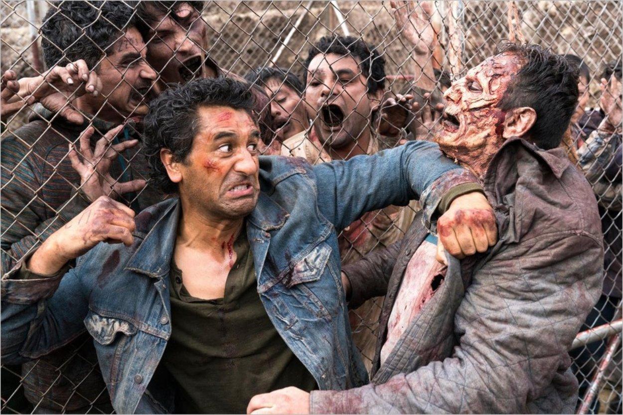 Fear The Walking Dead saison 3 épisode 1 : L'oeil de l'observateur