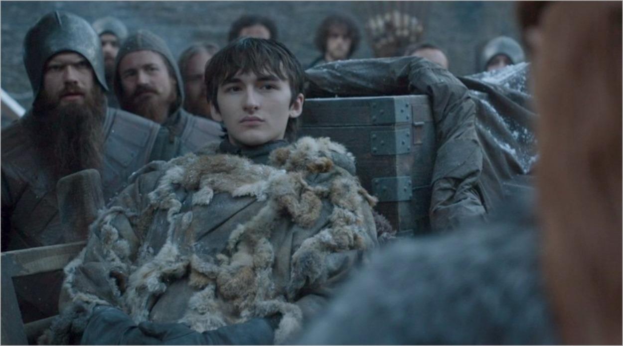 Bran Stark de retour à Winterfell