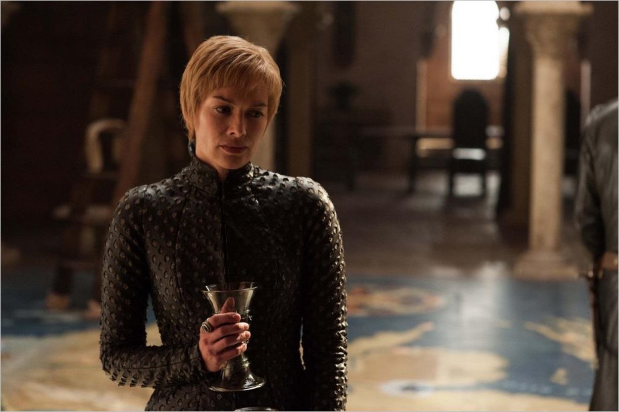 Cersei Lannister dans Game Of Thrones saison 7 épisode 1