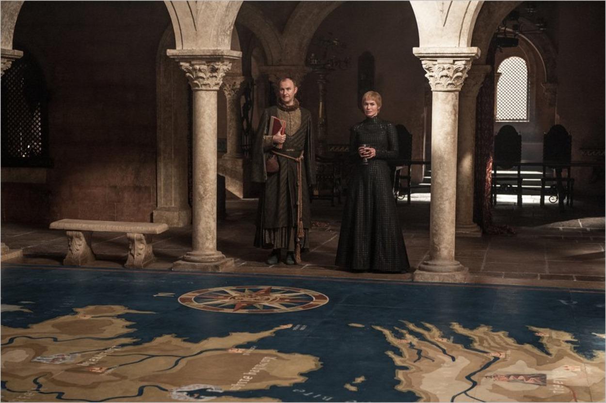 Cersei Lannister à Port-Réal