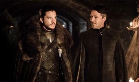 Game Of Thrones saison 7 épisode 2 : Du Typhon