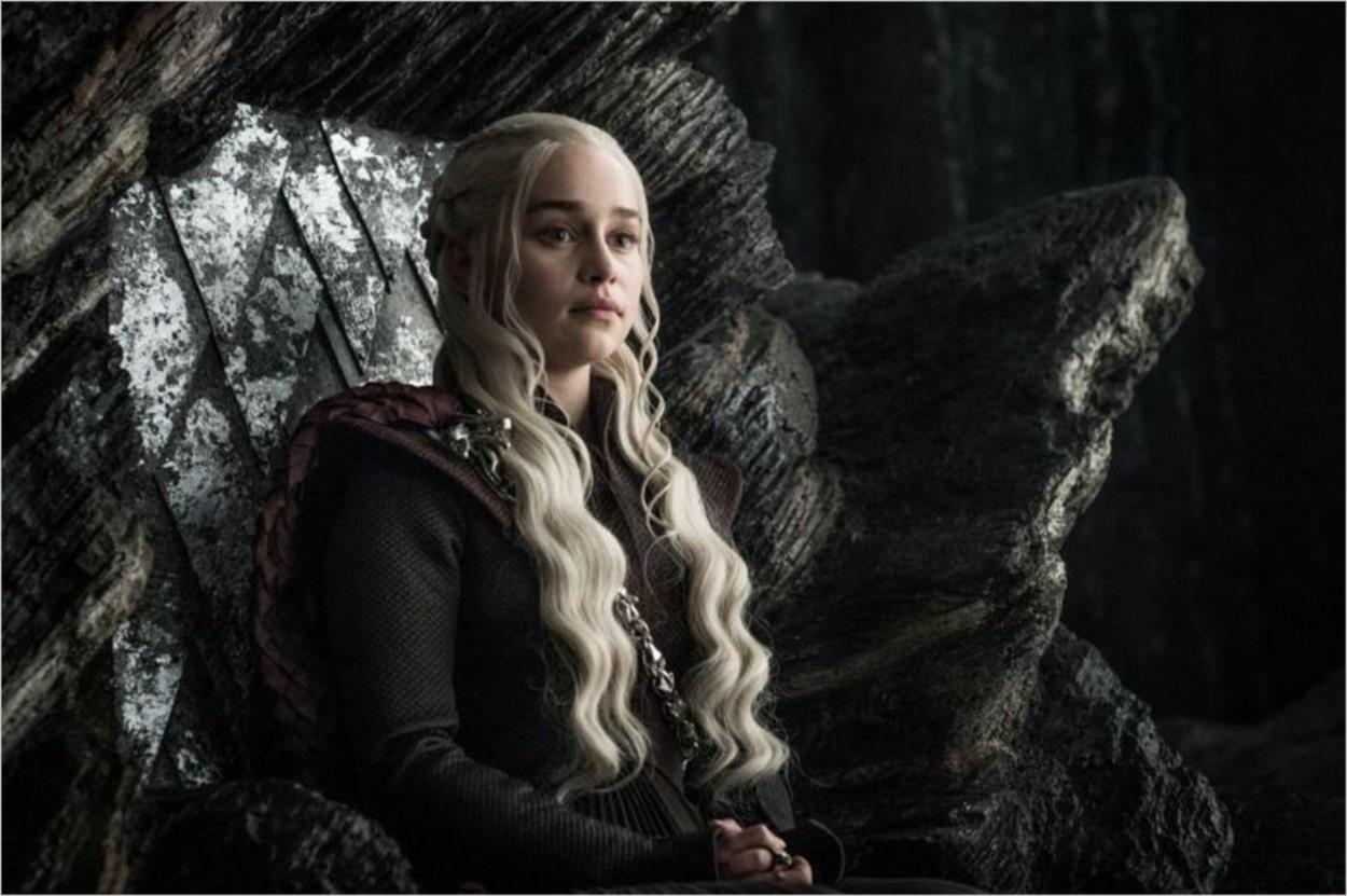 Daenerys Targaryen à Peyredragon
