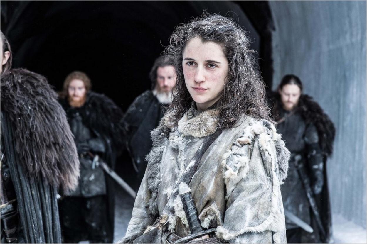 Meera Reed dans Game Of Thrones épisode 1 saison 7
