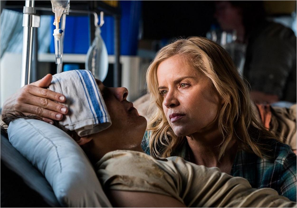 Fear The Walking Dead saison 3 épisode 8 : Les enfants du courroux