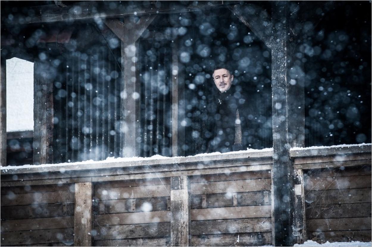 Petyr Baelish à Winterfell
