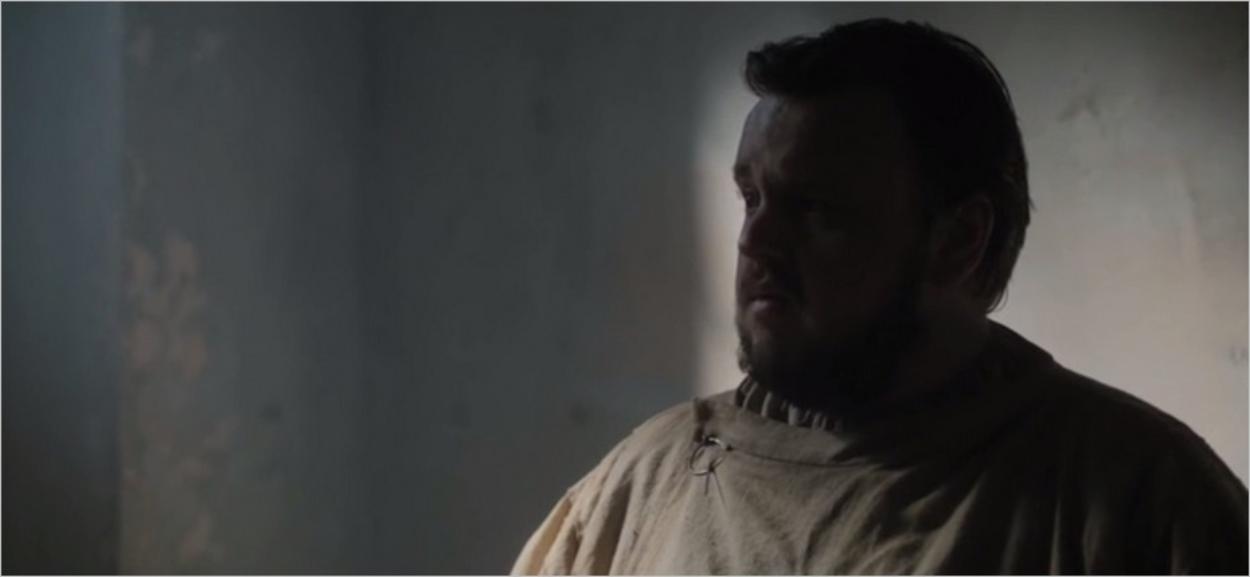 Samwell confronté à la détresse de Jorah Mormont