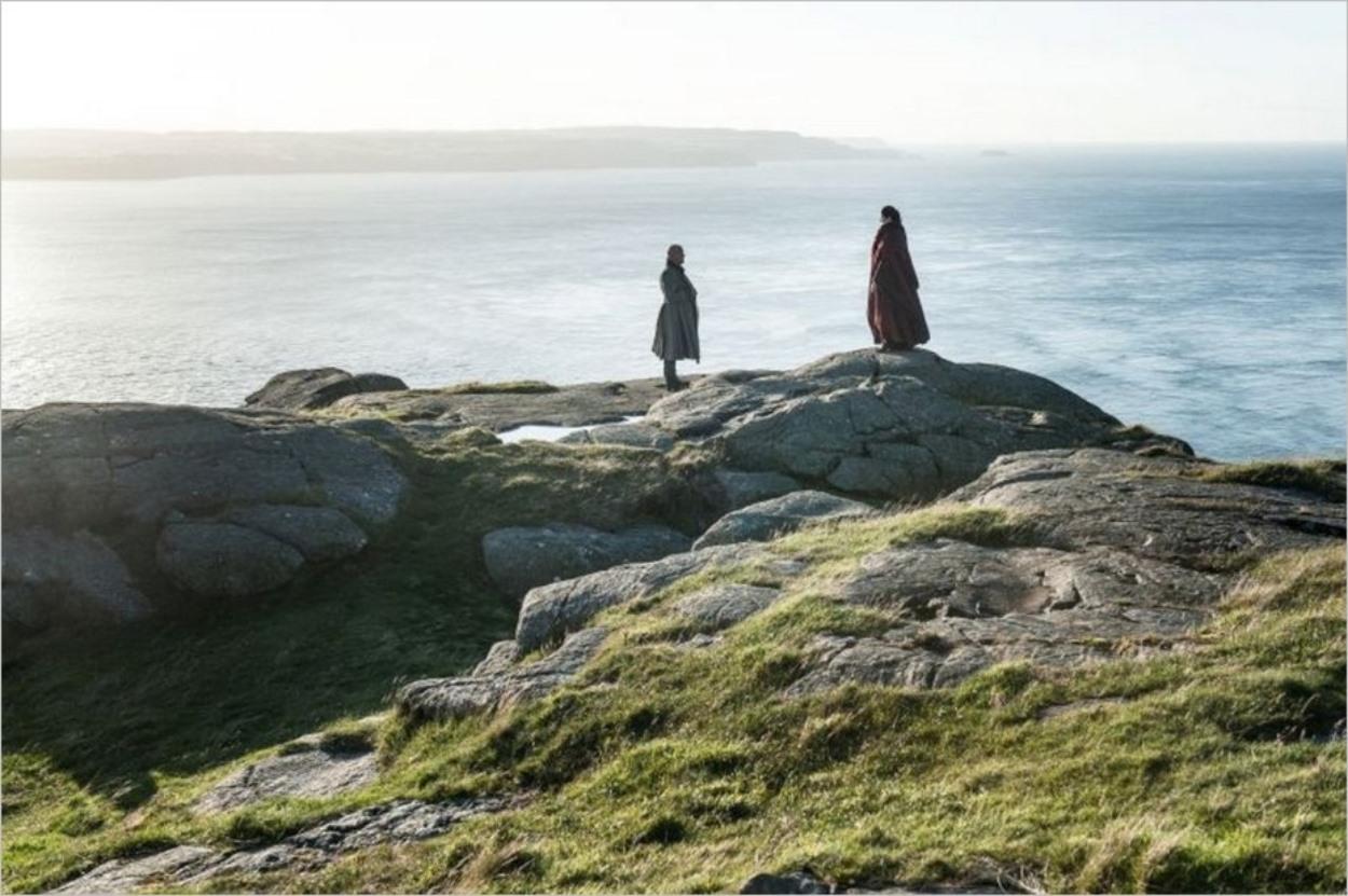 Melisandre, la mystérieuse prêtresse rouge