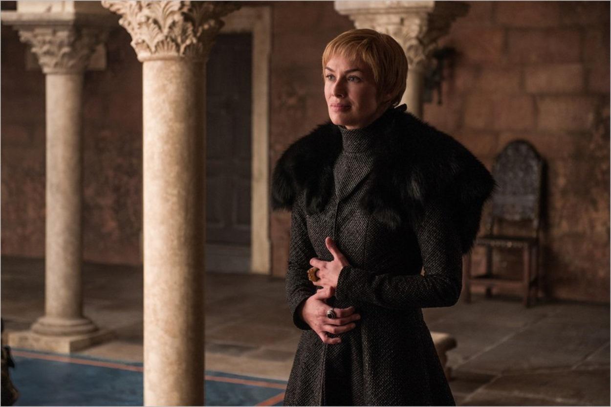 Cersei Lannister - Dernier épisode de la saison 7