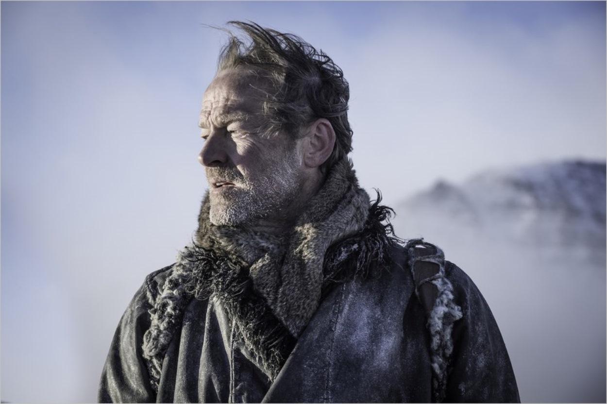 Jorah Mormont dans l'épisode 6 de la saison 7