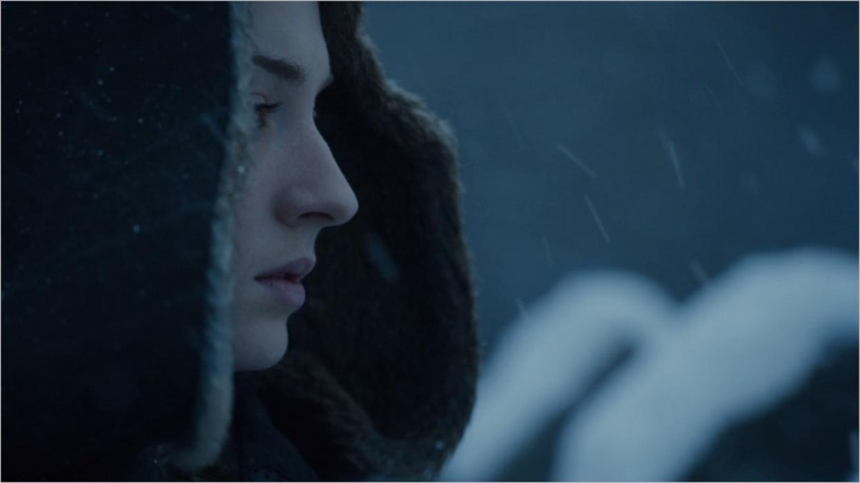 Sansa Stark à Winterfell