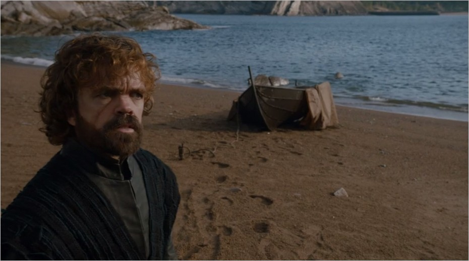Tyrion face à une mission difficile à Port-Réal