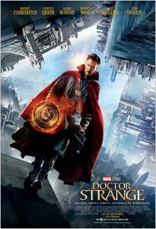 Doctor Strange, Scott Derrickson