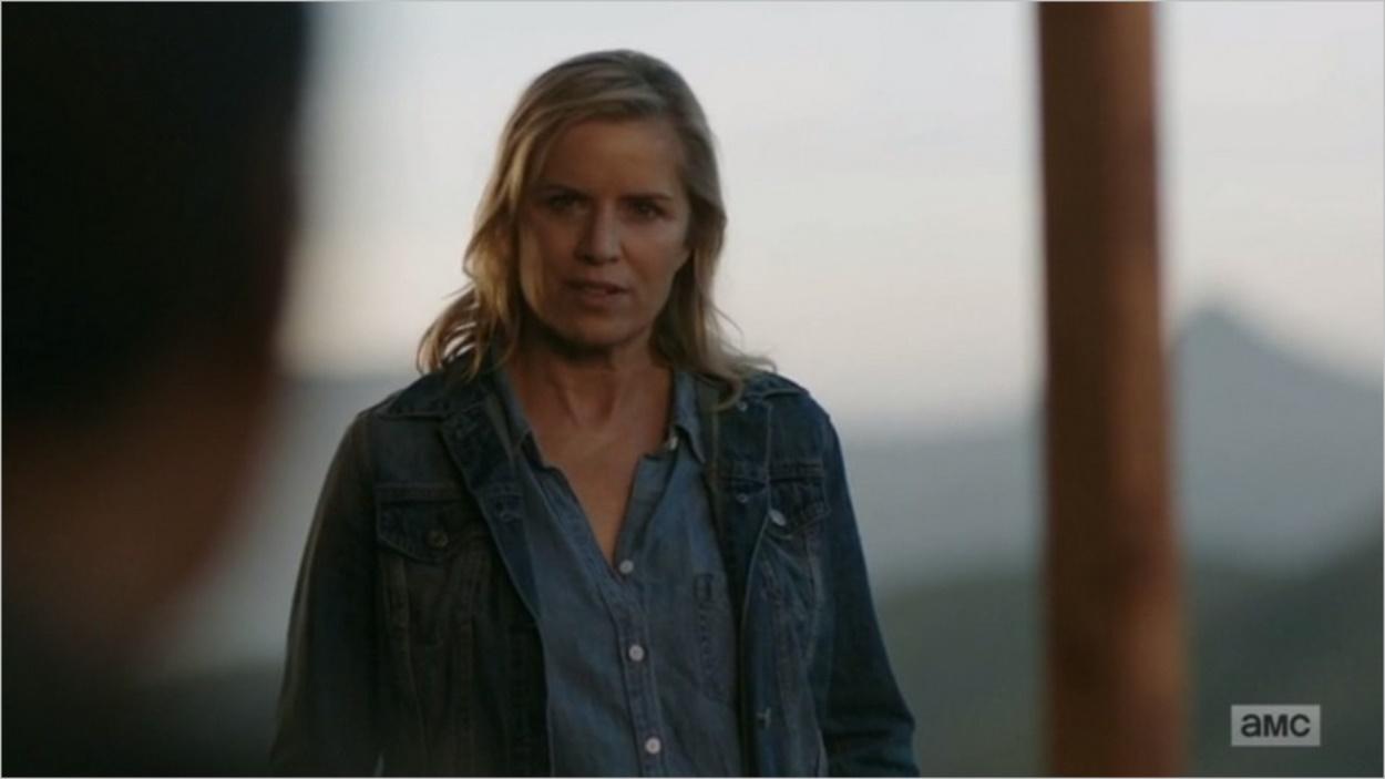 Madison Clark dans l'épisode 9 de la saison 3