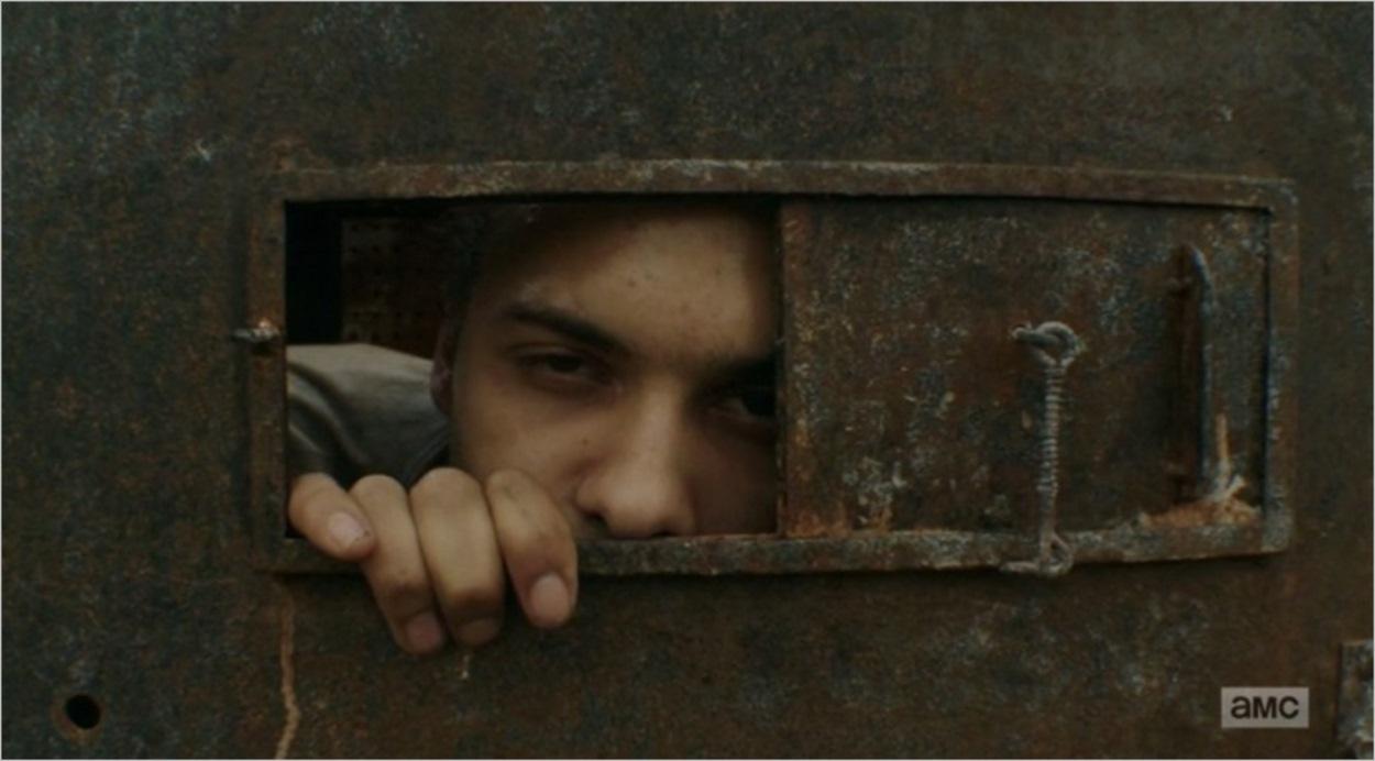 Nick dans l'épisode 10 de la saison 3 de Fear The Walking Dead