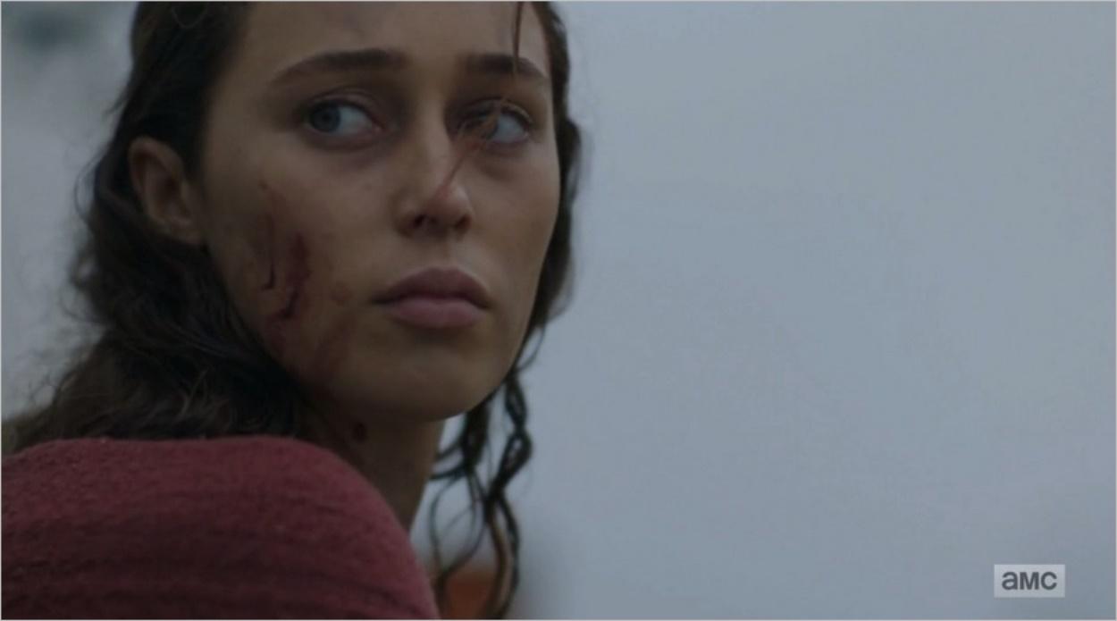 Alicia Clark, rescapée de l'enfer