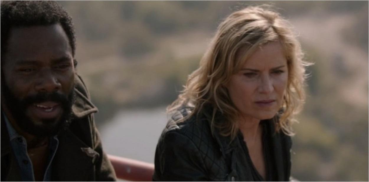 Strand et Madison - Fear The Walking Dead saison 3 épisode 15