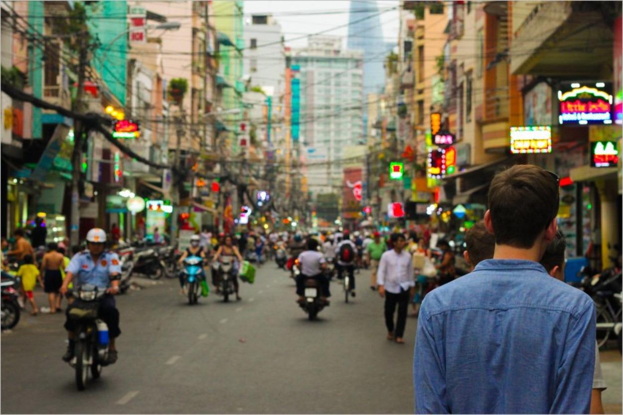 Hồ Chí Minh, Vietnam