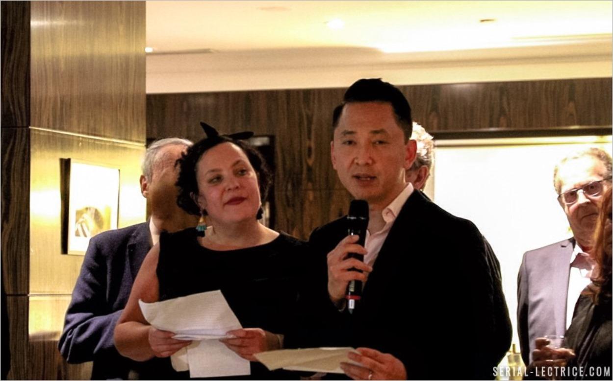 Viet Thanh Nguyen, Prix du Meilleur Livre Étranger 2017 catégorie Roman