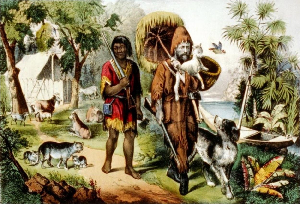 Robinson Crusoé de Daniel Defoe – Un roman mythique… et dérangeant